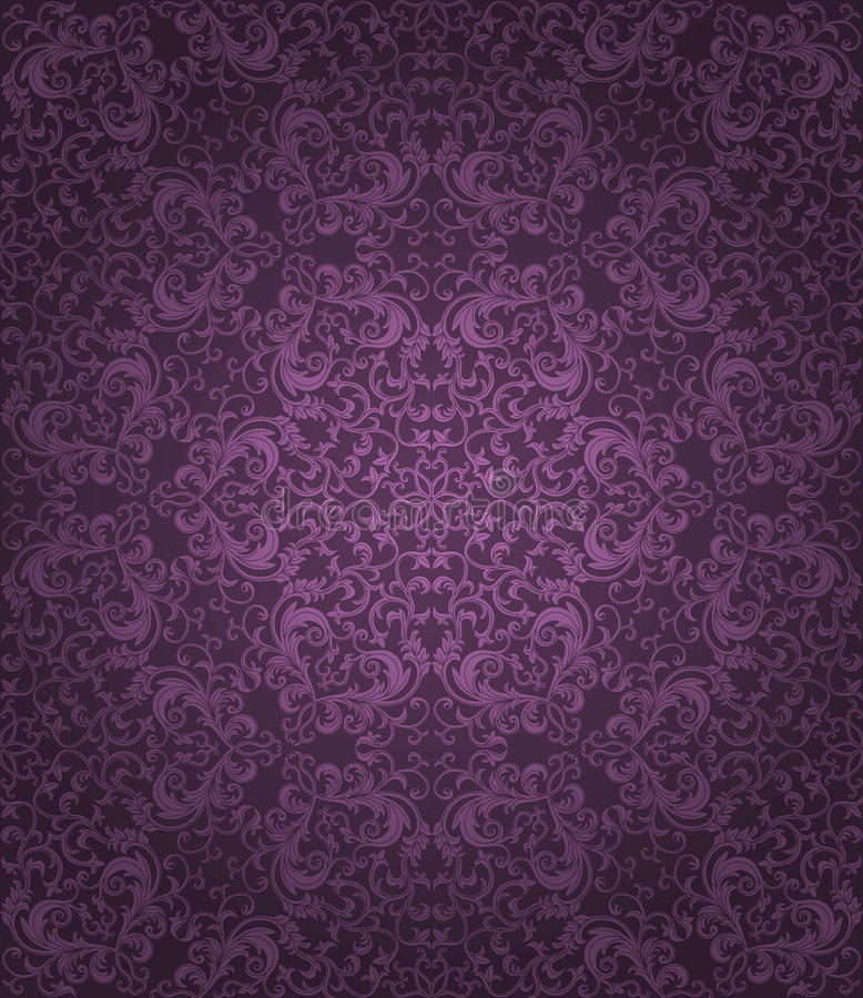 Download Seamless floral pattern stock vector. Illustration of seamless - 17290095