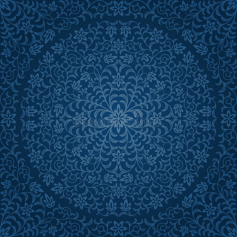 Free Seamless Floral Pattern Stock Photo - 20475880
