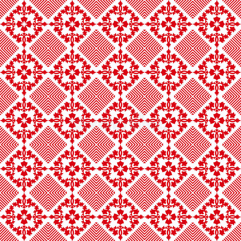 Download Seamless floral pattern stock vector. Image of image - 21806816