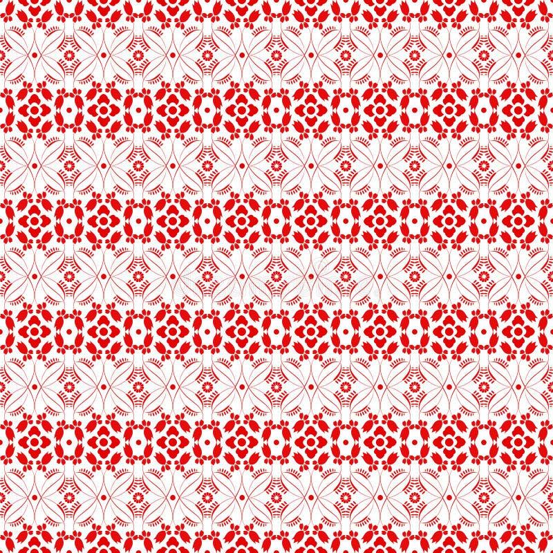 Seamless Floral Pattern. Beautiful background of seamless floral pattern vector illustration