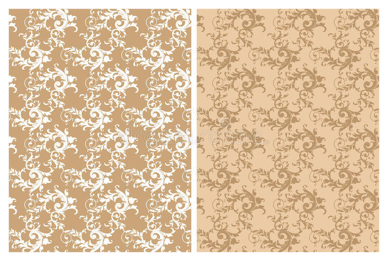 Download Seamless floral pattern stock vector. Image of abstract - 5750459