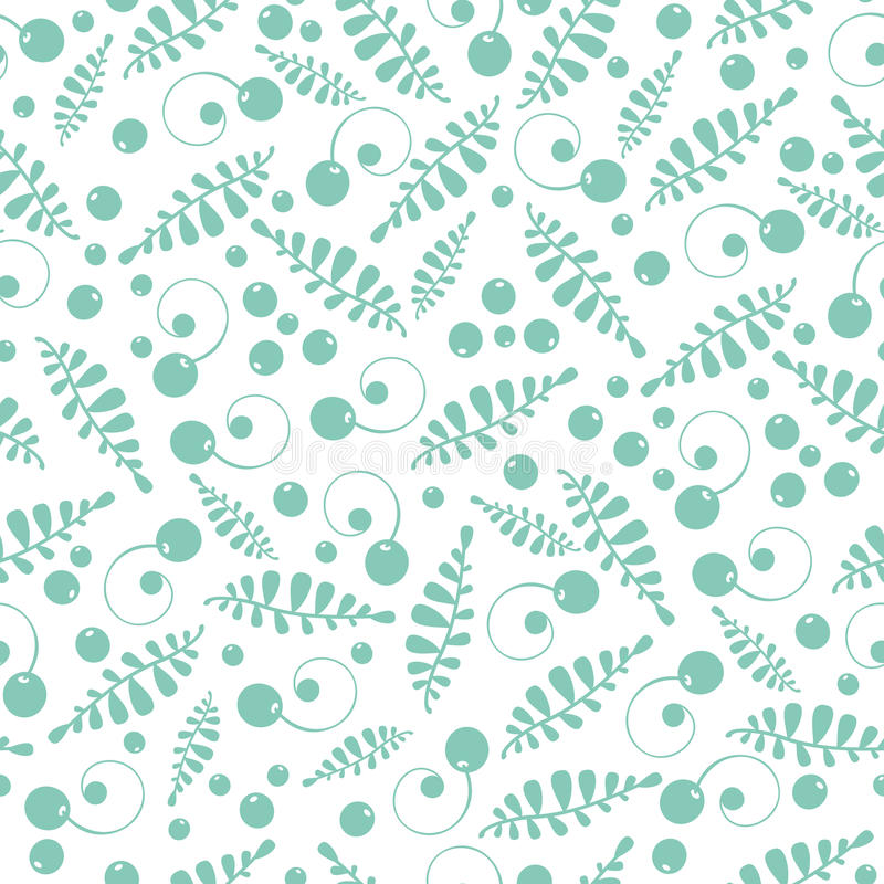 Download Seamless Floral Pattern Background Stock Vector - Image: 34317821