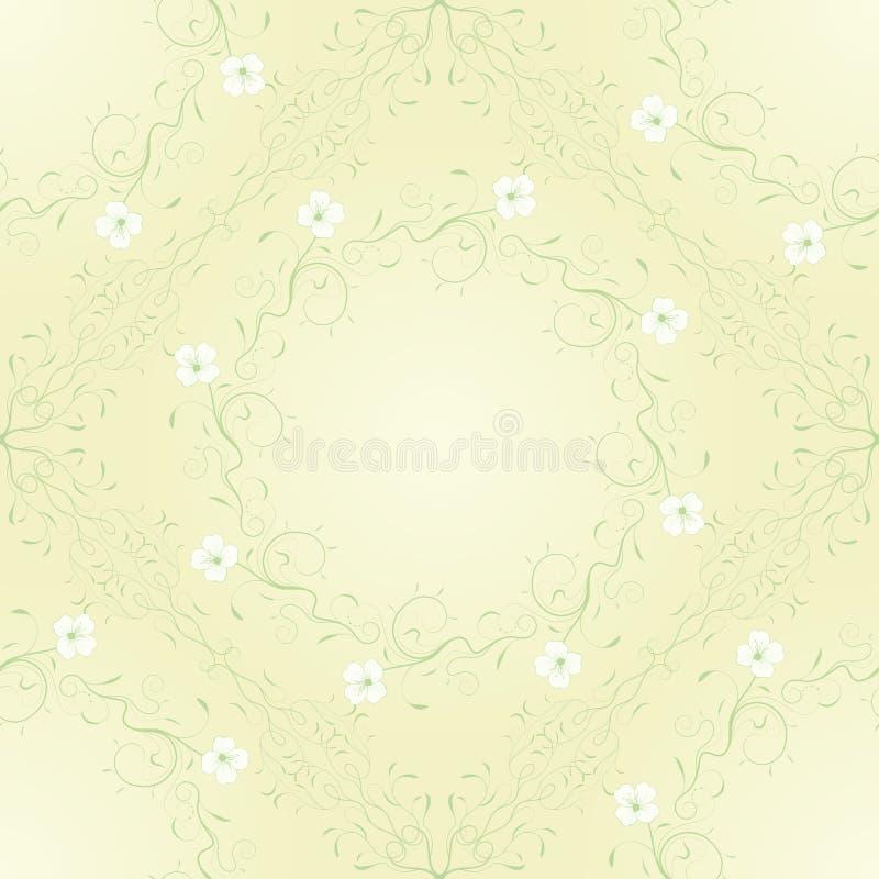 Download Seamless Floral Pattern. Vector Illustration Stock Vector - Illustration: 32524294