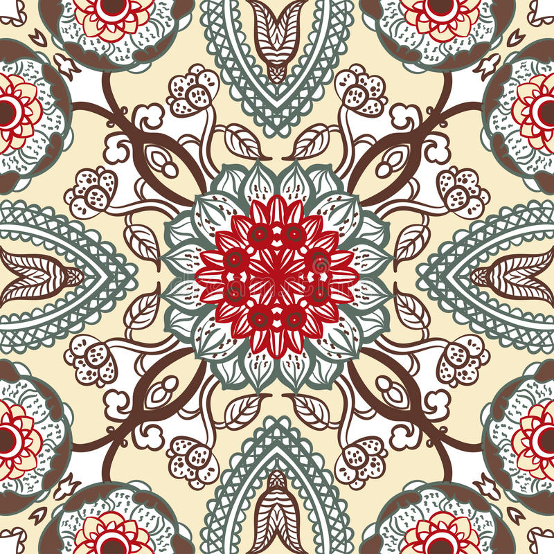 Download Seamless Floral Pattern Stock Images - Image: 32039284