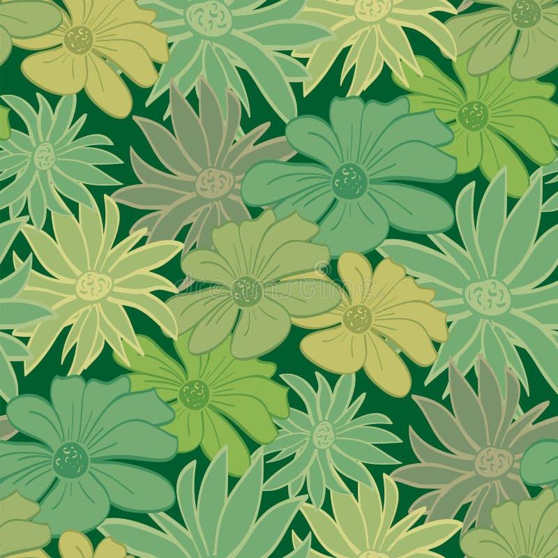 Download Seamless Floral Wallpaper Patt Stock Illustration - Image: 2315156