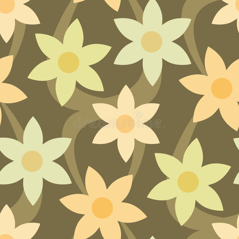 Download Seamless Floral Wallpaper Patt Stock Photo - Image: 2315270