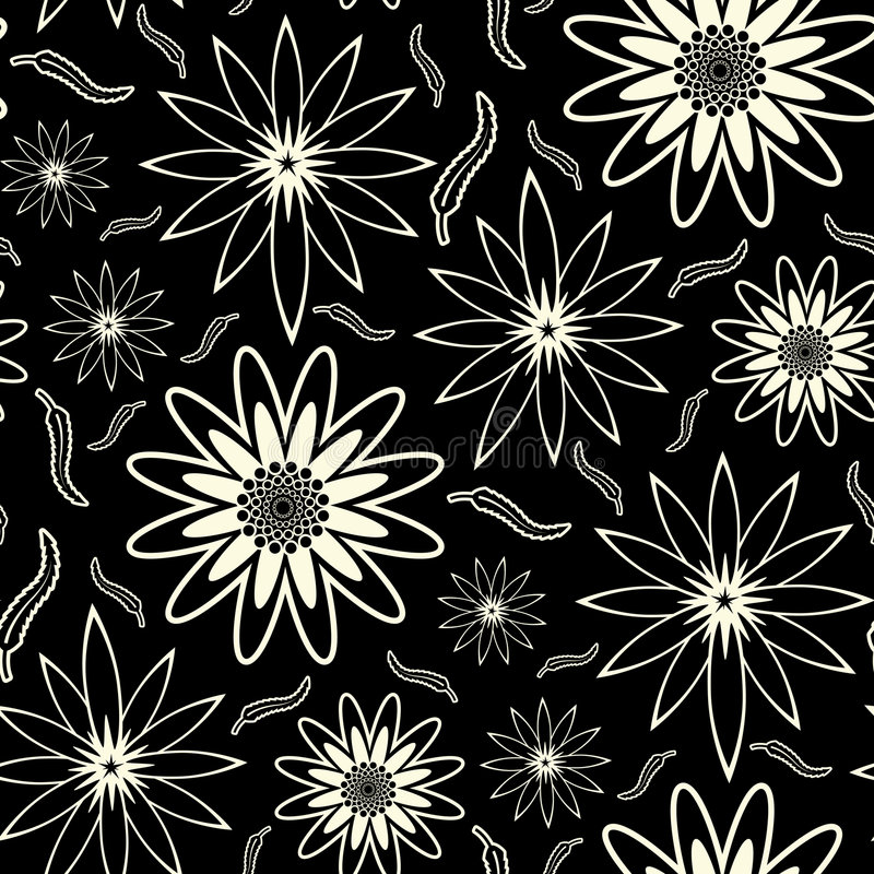 Download Seamless Floral Wallpaper Patt Stock Photos - Image: 2315383
