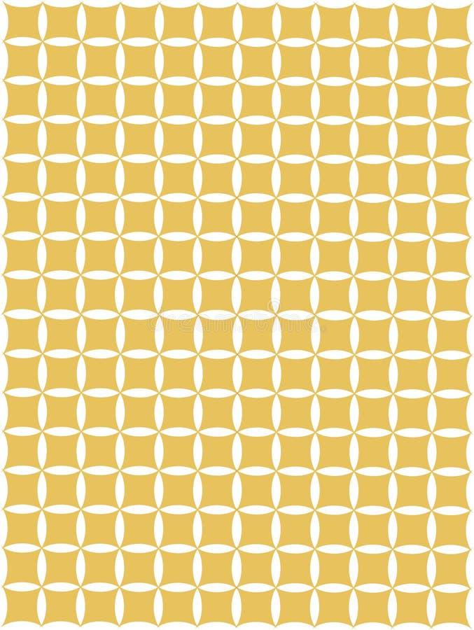 Seamless flower pattern royalty free illustration