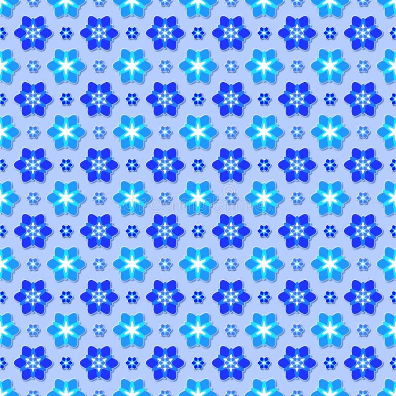 Download Seamless flower pattern stock illustration. Image of illustration - 29385592