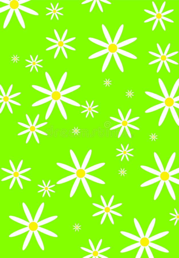 Free Seamless Flower Pattern Stock Images - 8689674