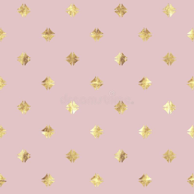 seamless former f?r abstrakt geometrisk modell Tryck för textilen, tapet, inpackning som förpackar stock illustrationer