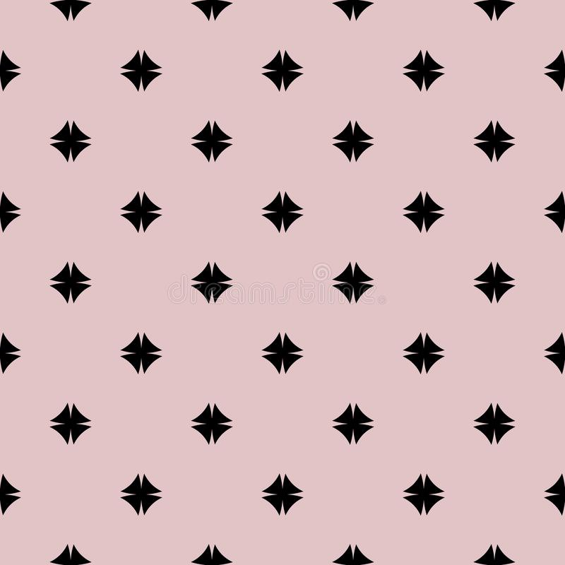 seamless former f?r abstrakt geometrisk modell Tryck för textilen, tapet, inpackning som förpackar royaltyfri illustrationer