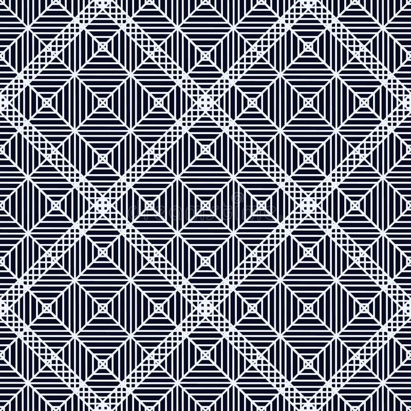 seamless fyrkant    vektor illustrationer