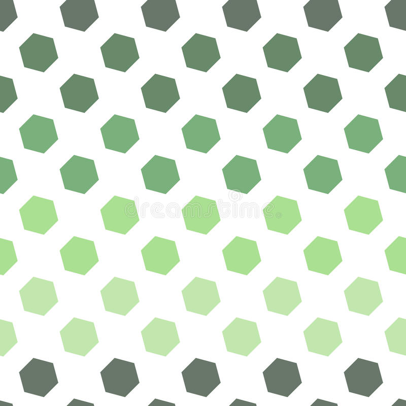 Download Seamless Geometric Abstract Pattern From Colorful Hexagons Stock Illustration - Illustration of backdrop, multicolor: 66672712