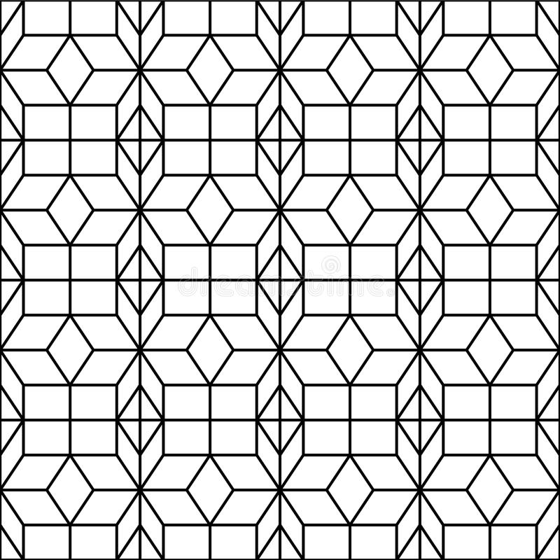 Simple Islamic Geometric Patterns