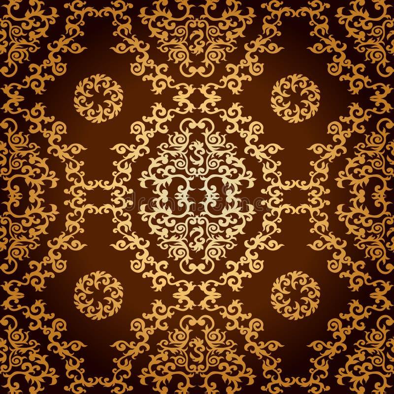 Seamless Geometric Pattern in Islamic Style. vector illustration