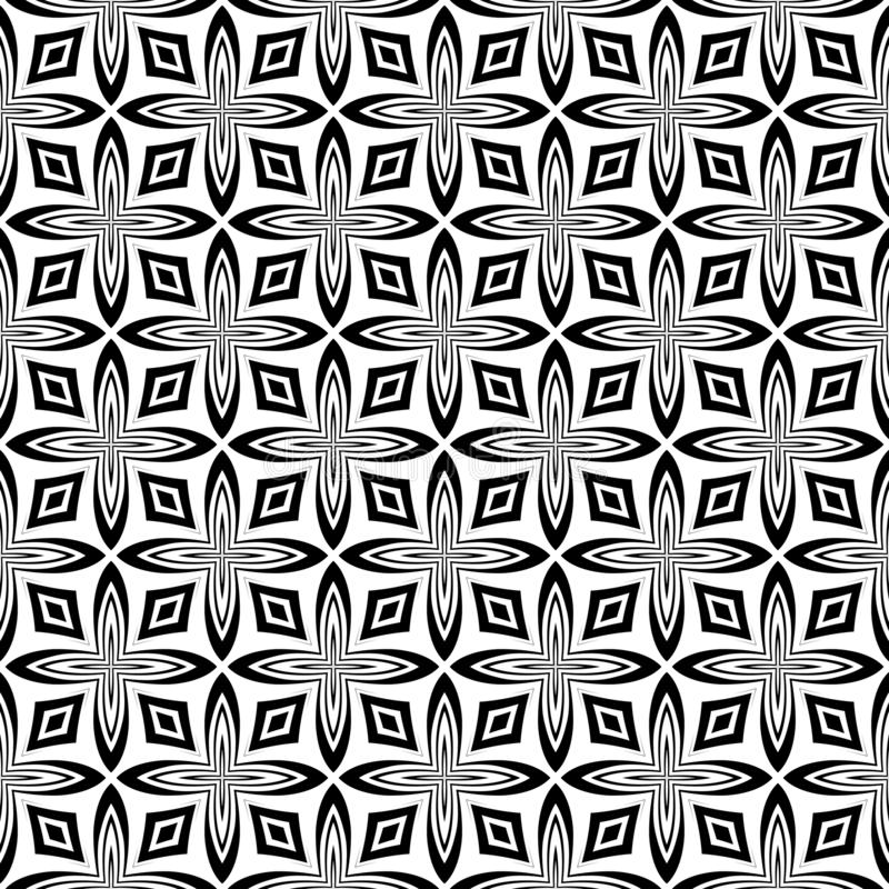 Black and white seamless repeated geometric art pattern background. Textile, books. SEAMLESS, GEOMETRIC REPEAD,PRINTING .BED SHEET, ,DOMESTIC PATTERN ,SMALL vector illustration