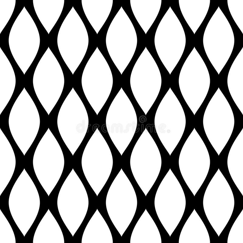 seamless geometrisk modell Abstrakt begrepp latticed textur royaltyfri illustrationer