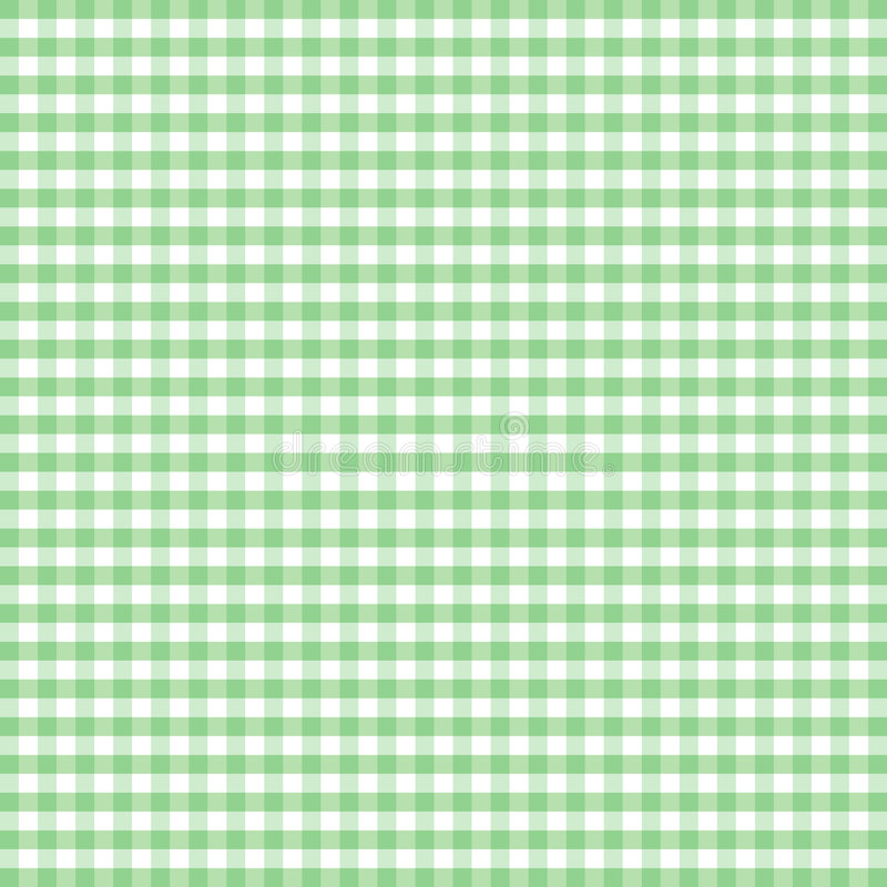Download Seamless Gingham, Pastel Green Stock Vector - Illustration: 5712900