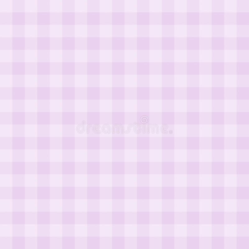 Seamless gingham pattern background vector illustration