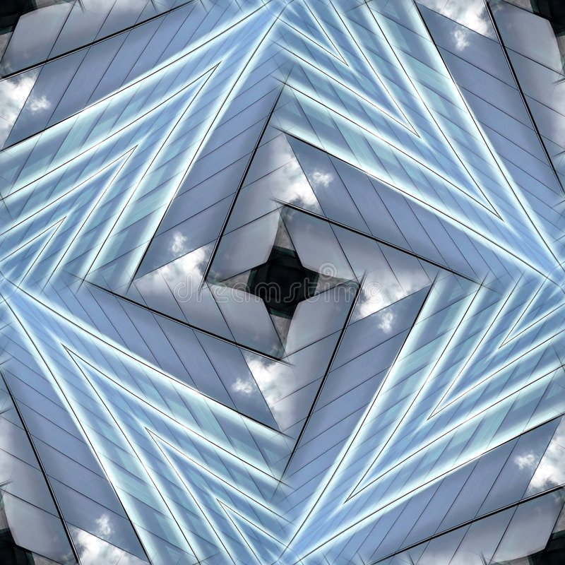 Seamless Glass Pattern Background 7