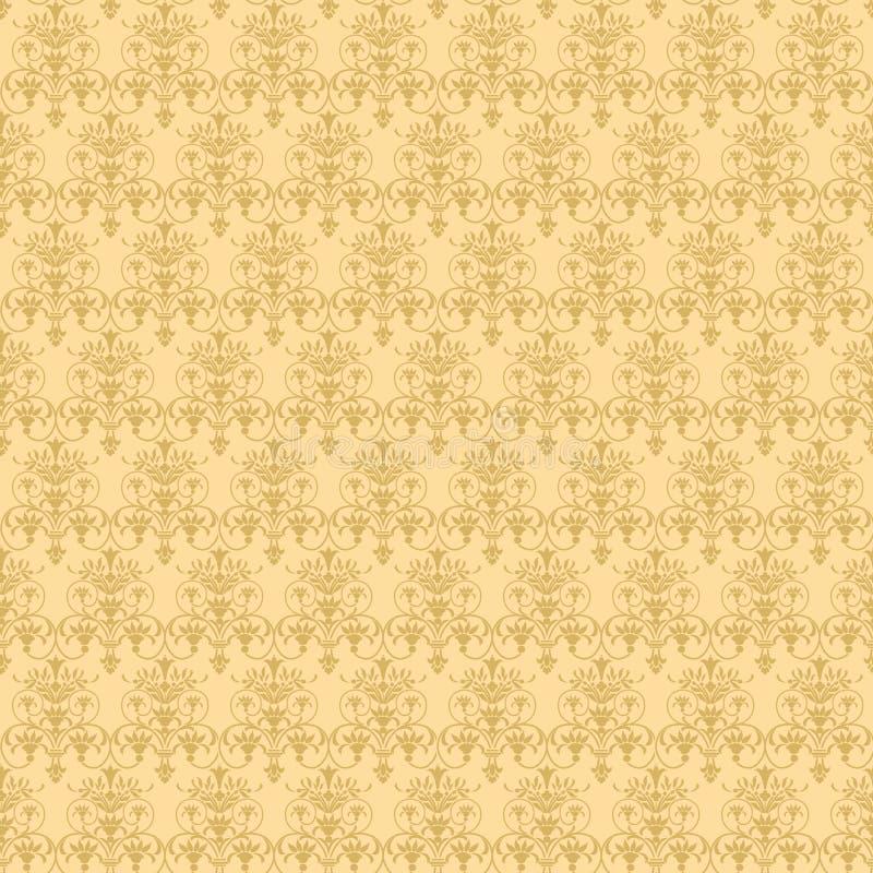 Download Seamless Grönsak För Beige Modell Vektor Illustrationer - Illustration av fjäder, textil: 19782494