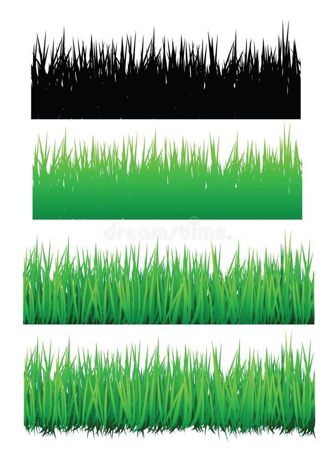 Seamless Grass Royalty Free Stock Photo