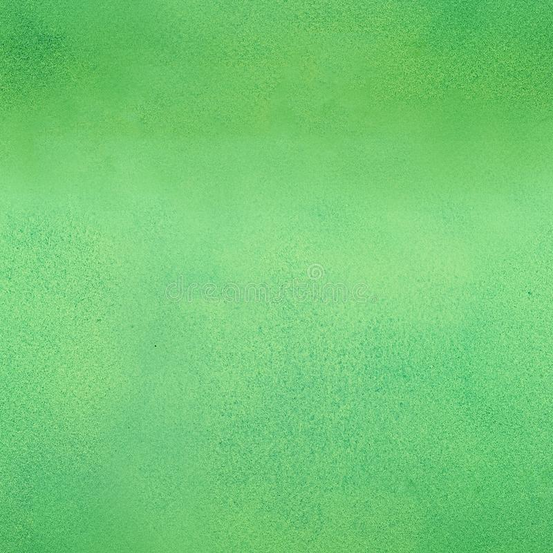 Seamless green abstract watercolor pattern royalty free stock image