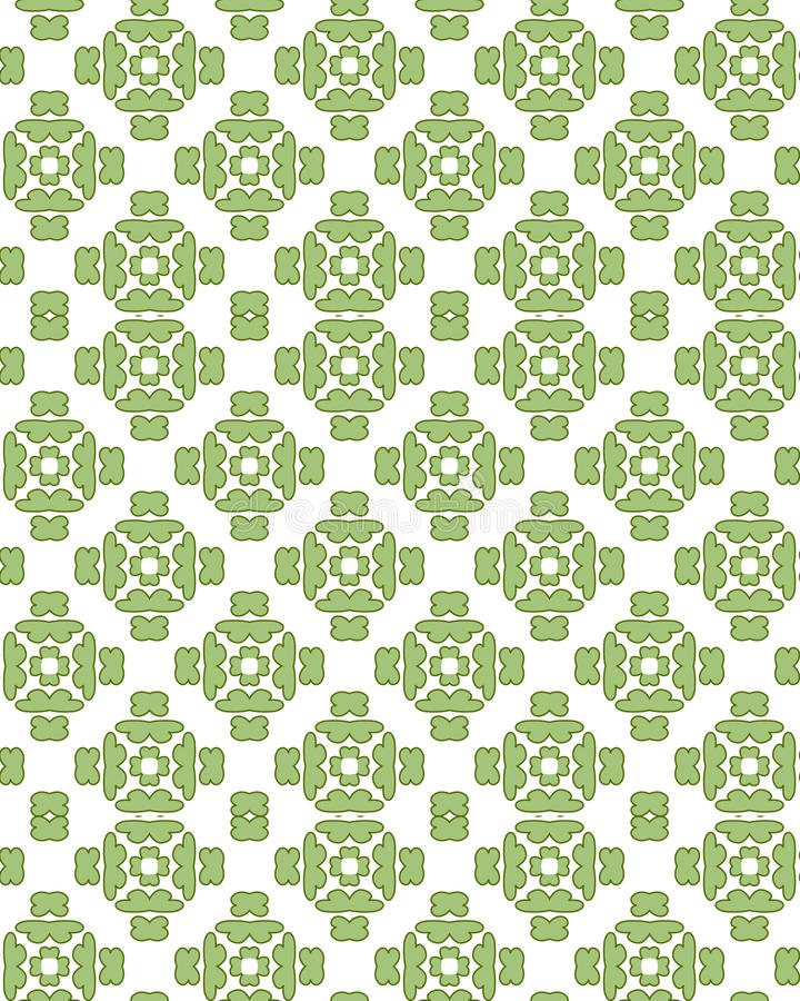 Seamless green herringbone pattern vector.  vector illustration