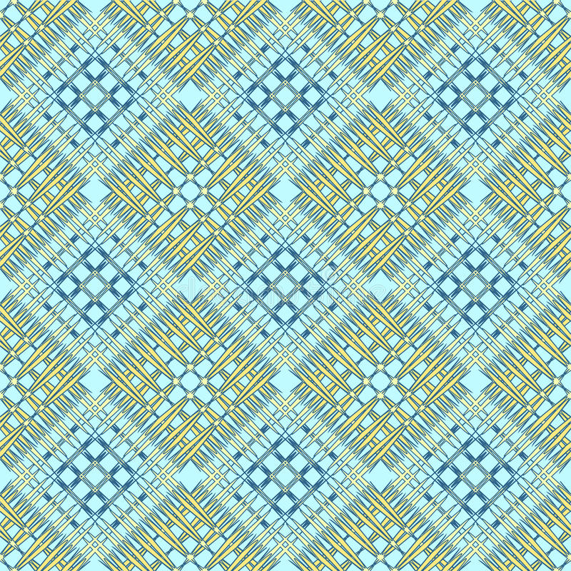 Seamless interesting lattice. May be useful for print, fabric, wrapping, packing, tapestry, craftsmanship, scrap-booking vector illustration