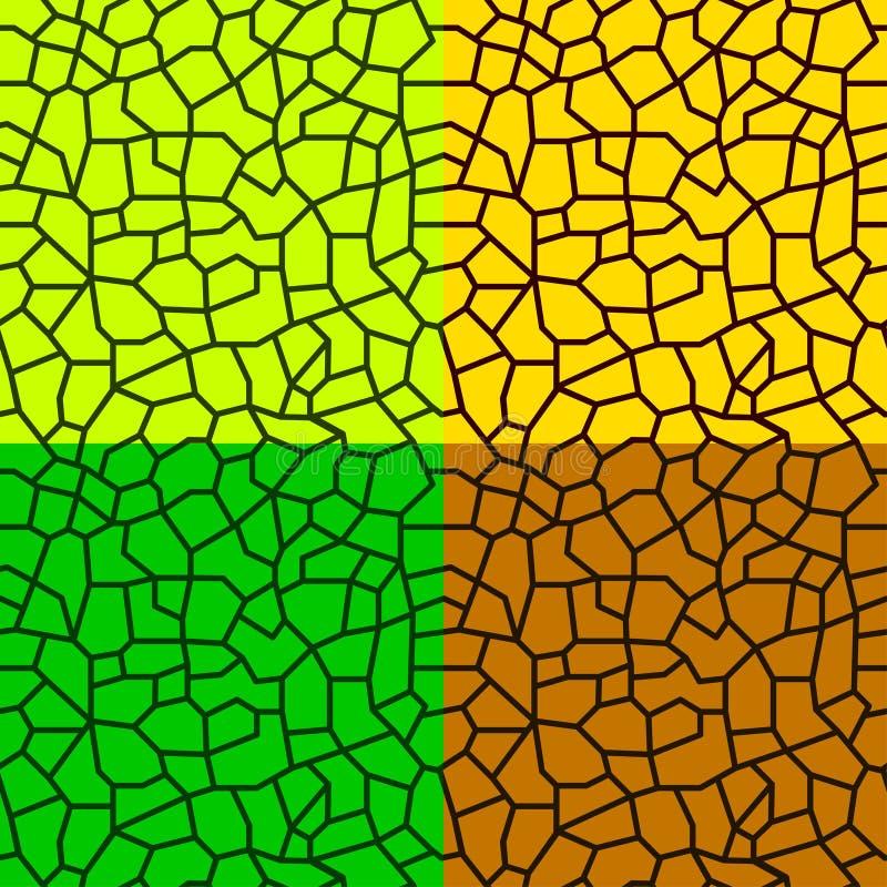 Download Seamless Irregular Natural Texture Stock Vector - Image: 22506382