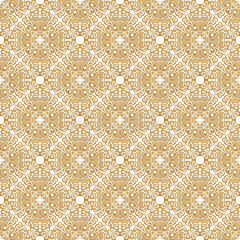 Download Seamless Islam Pattern Vintage Floral Background Stock Vector