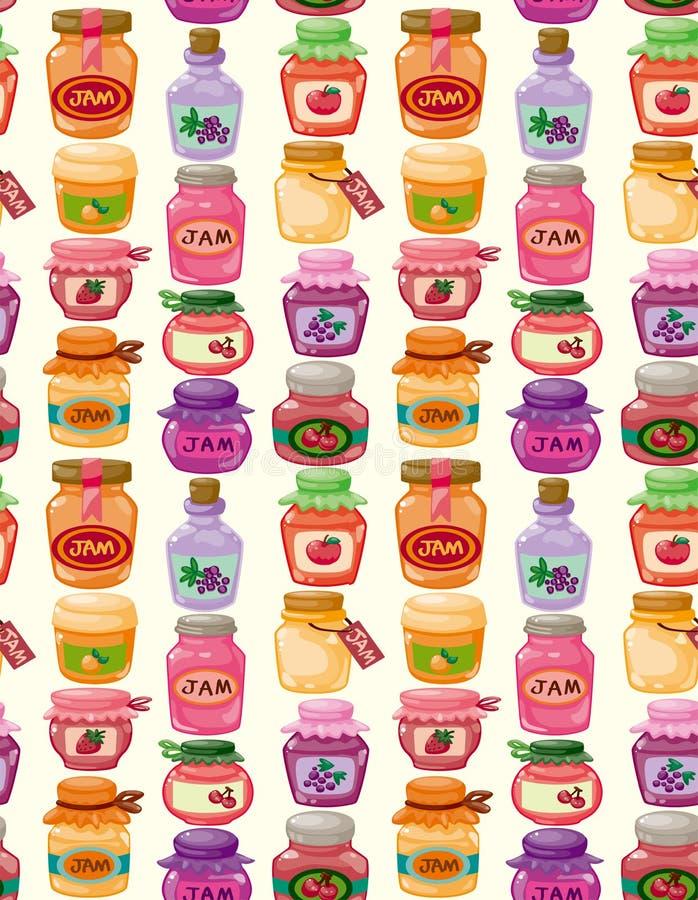 Download Seamless Jam Pattern Stock Image - Image: 22576811