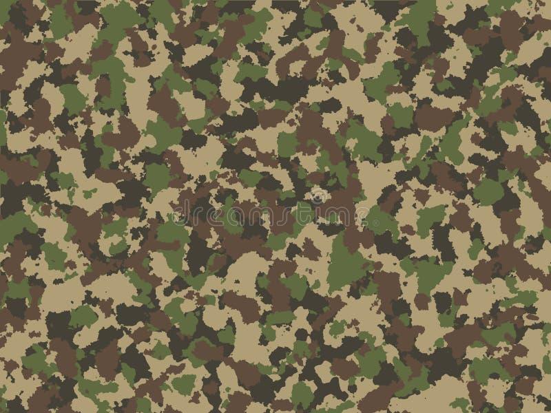 seamless kamouflagemodell ocks? vektor f?r coreldrawillustration stock illustrationer