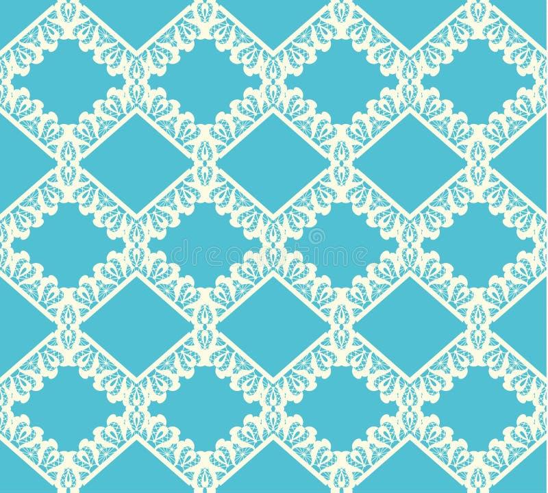 Seamless knitted pattern. vector illustration. vector illustration