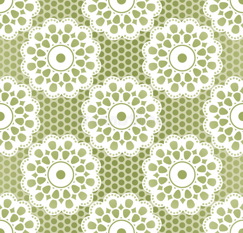 Download Seamless lacing pattern stock vector. Image of handmade - 8405478
