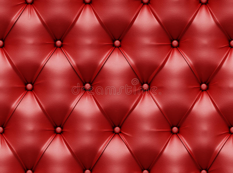 Seamless leather texture. The seamless red leather texture