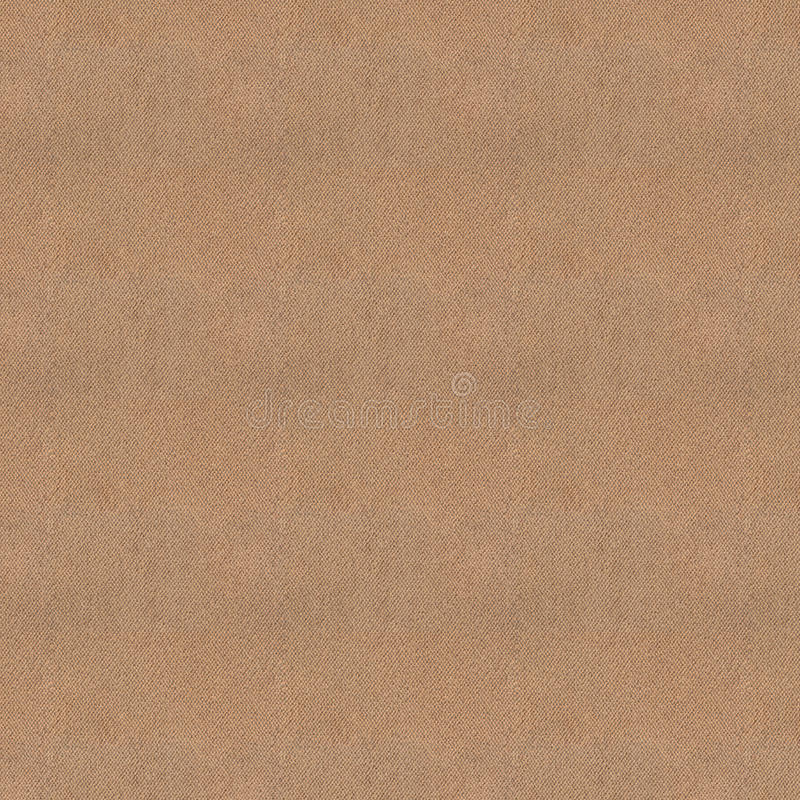 Seamless Light Brown Fabric Texture Stock Photo - Image ...