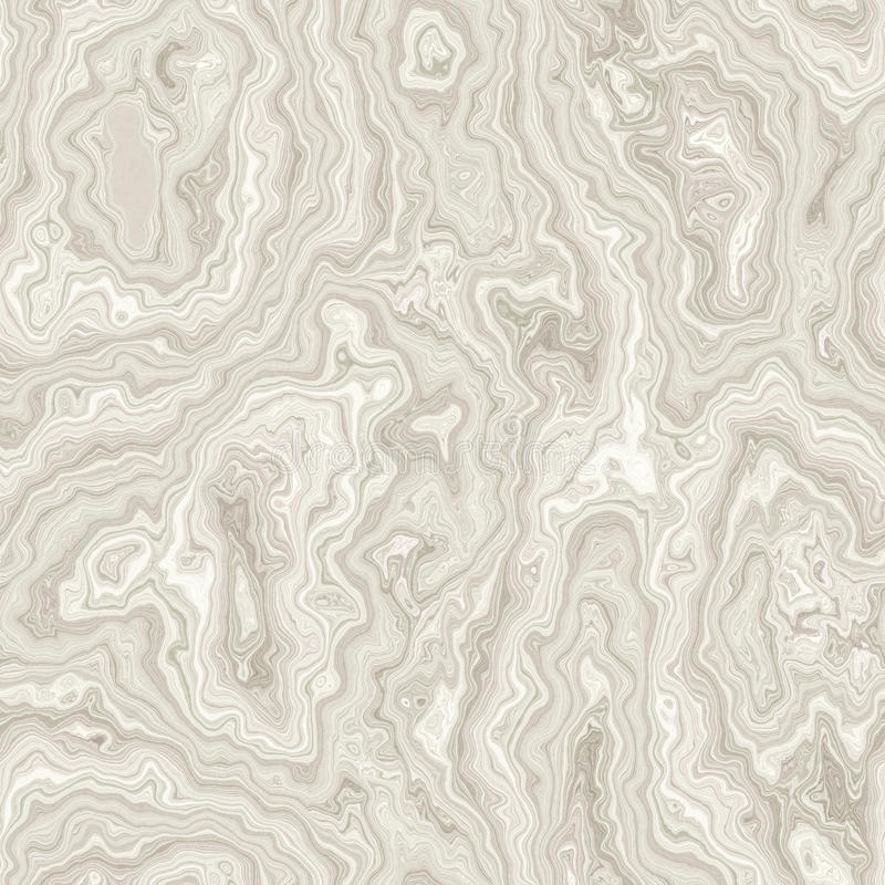 Download Seamless Light Brown Marble Generated Texture Stock Illustration