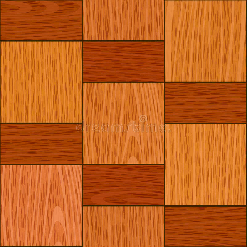 Download Seamless Light Oak Square Parquet Panel Texture Stock Photo - Image: 26652990