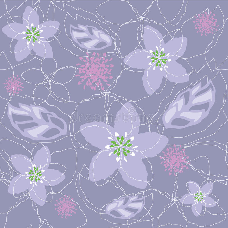 light purple floral background interesting pink and
