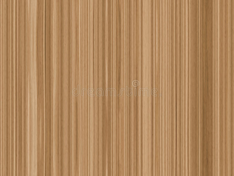 Seamless light Wood Texture background. A Computer Generated illustration of a Seamless light colored Wood Texture background stock illustration