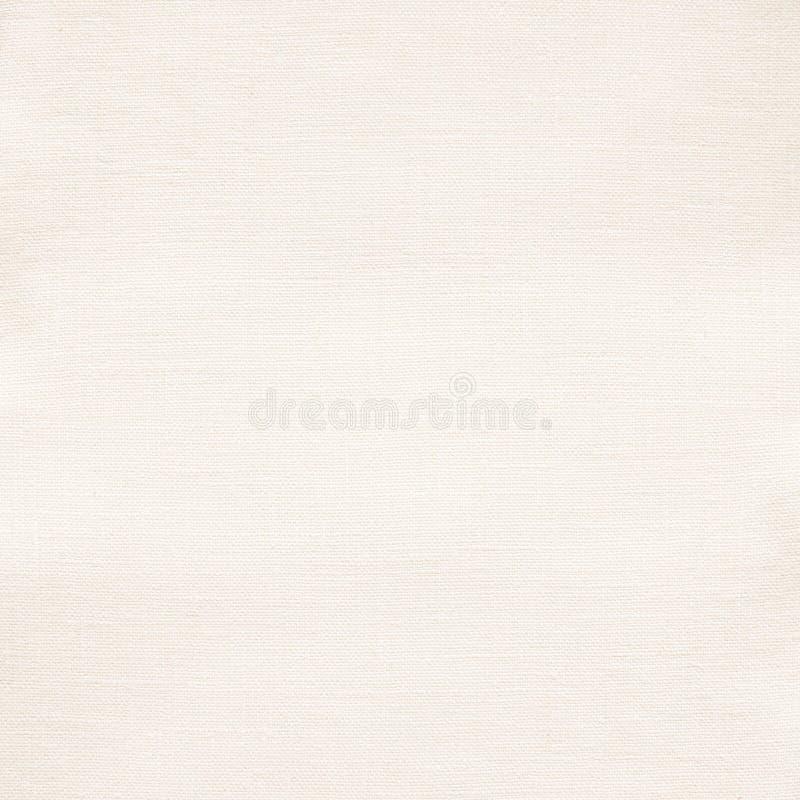Seamless linen canvas stock image