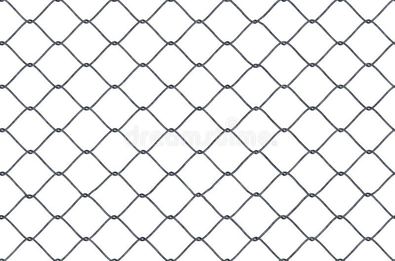chain link fence texture seamless. Download Seamless Looping Texture Of Metallic Chain Link Fence On White Background. 3D Rendered Illustration