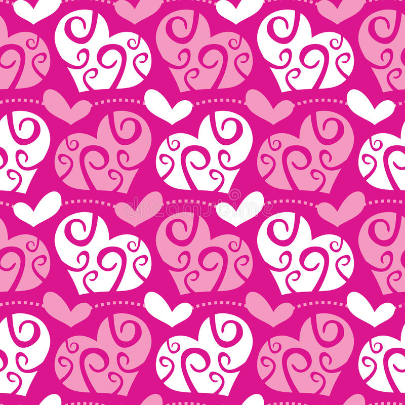 Download Seamless Love Pattern Royalty Free Stock Images - Image: 32836349