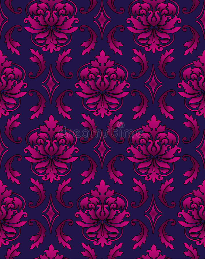 Download Seamless Luxury  Background Stock Vector - Image: 18781423