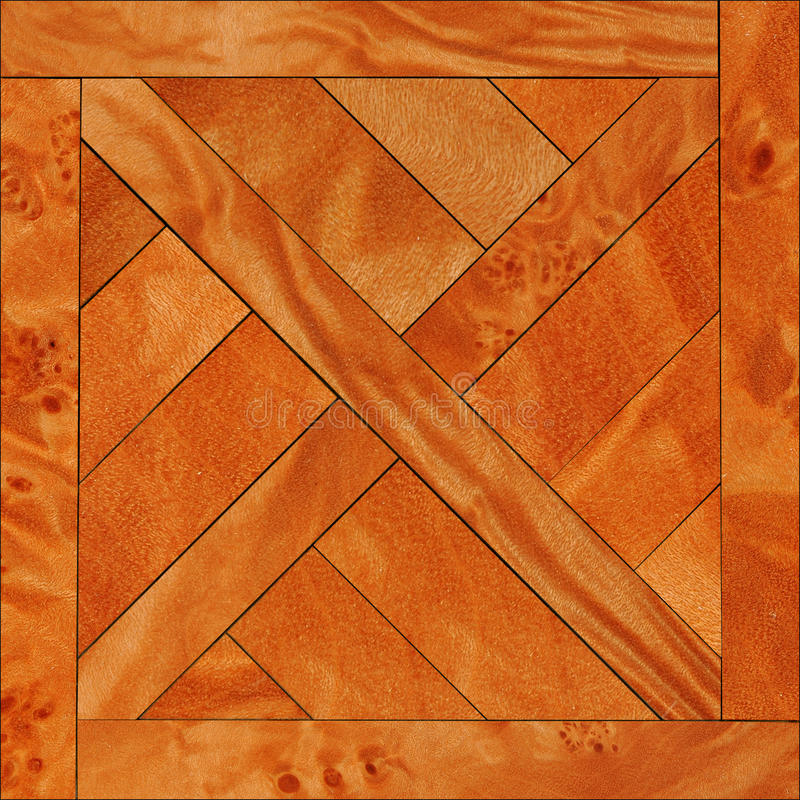 Seamless Maple Tree Parquet Texture royalty free stock photography