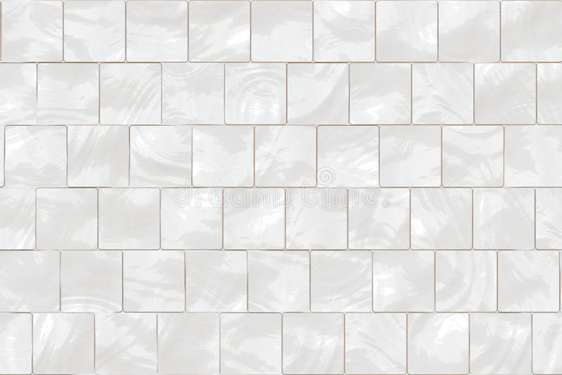 Seamless Marble Tiles Stock Photos