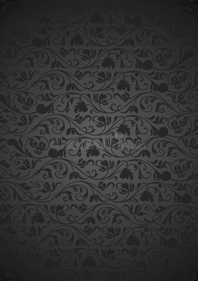 Download Seamless metallic pattern stock vector. Image of ancient - 7495141
