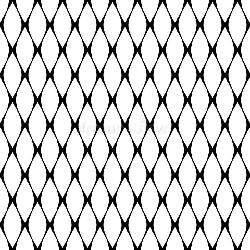seamless modell Abstrakt begrepp latticed textur vektor illustrationer